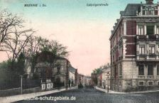 Meerane i. S., Leipzigerstraße