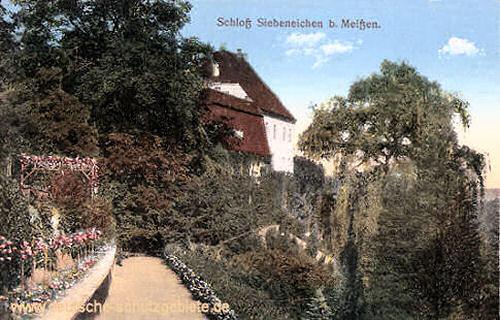 Schloss Siebeneichen bei Meißen