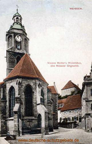 Meißen, Stadt- oder Frauenkirche