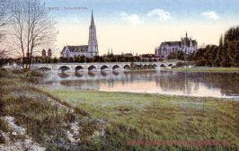 Metz, Totenbrücke