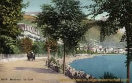 Montreux, Le Quai