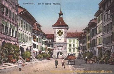 Morat (Murten), Tour de Berne