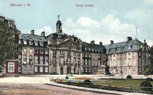 Münster, Königliches Schloss