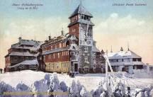Neues Fichtelberghaus (Höchster Punkt Sachsens)