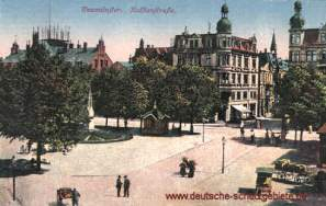 Neumünster, Moltkestraße