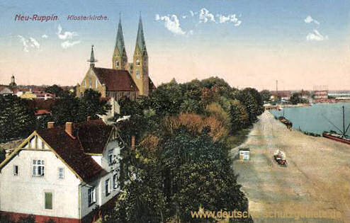 Neuruppin, Klosterkirche