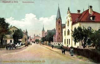 Neustadt an der Orla, Bismarckstraße
