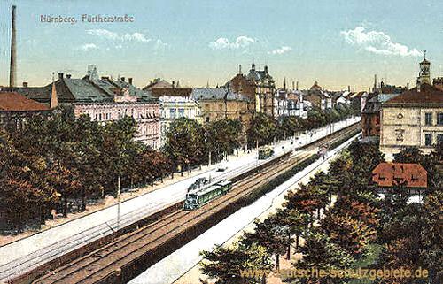 Nürnberg, Fürtherstraße