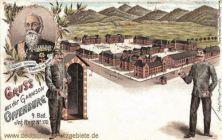Offenburg, Gruss aus der Garnison