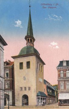 Oldenburg i. Gr., Der Lappan
