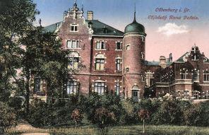 Oldenburg i. Gr., Elisabeth Anna Palais