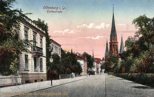 Oldenburg i. Gr., Gartenstraße
