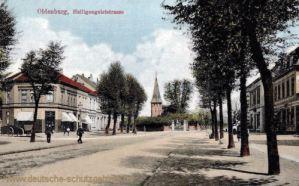 Oldenburg i. Gr., Heiligengeiststraße