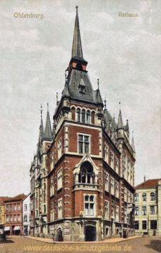 Oldenburg i. Gr., Rathaus
