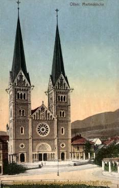 Olten, Martinskirche