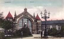 Osnabrück, Bahnhof