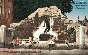 Osnabrück, Haarmann-Brunnen