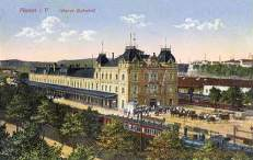 Plauen, Oberer Bahnhof