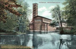 Potsdam, Friedenskirche