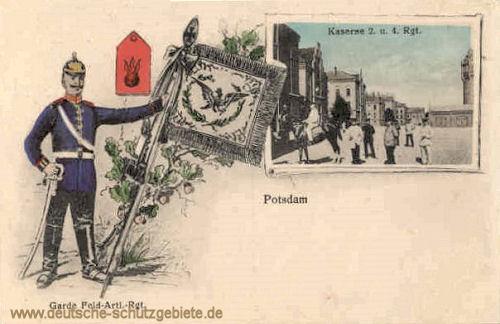 Potsdam, Garde_Feld-Artl-Rgt