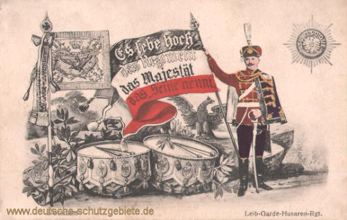 Potsdam, Leib-Garde-Husaren-Regiment