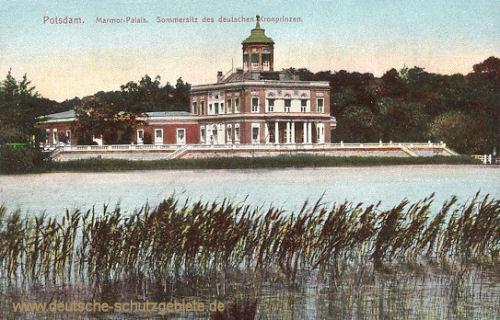 Potsdam, Marmor-Palais, Sommersitz des deutschen Kronprinzen