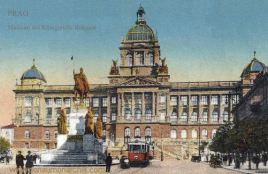 Prag, Museum des Königreichs Böhmen