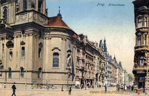 Prag, Niklasstraße