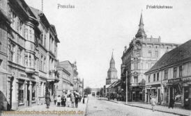 Prenzlau, Friedrichstraße