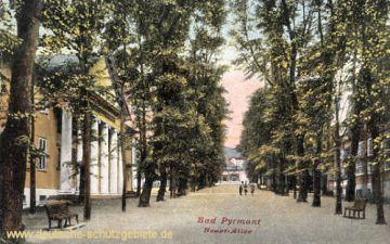 Bad Pyrmont, Hauptallee