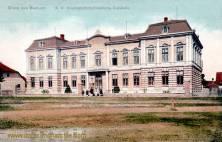 Radautz, K. k. Staatsgestütsdirektions-Gebäude