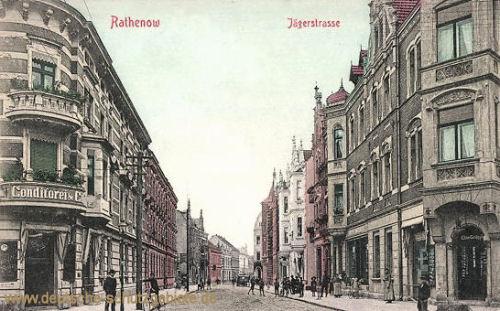 Rathenow, Jägerstraße