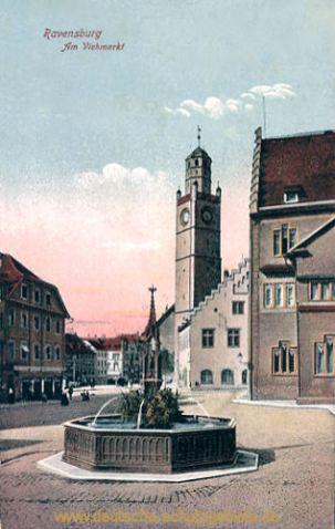 Ravensburg, Am Viehmarkt