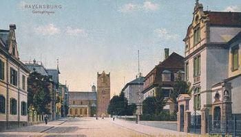Ravensburg, Gartenstraße