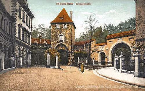 Regensburg, Emmeramstor
