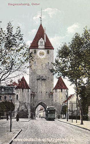 Regensburg, Osttor