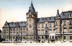 Regensburg, Fürstliches Thurn & Taxis Schloss