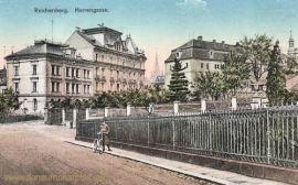 Reichenberg, Herrengasse