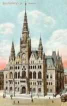 Reichenberg, Rathaus