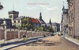 Reichenberg, Suttenbergstraße