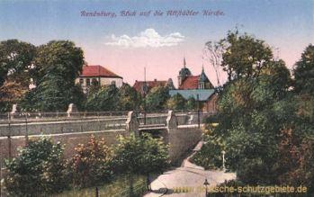 Rendsburg, Altstädter Kirche