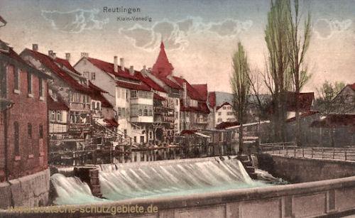 Reutlingen, Klein-Venedig