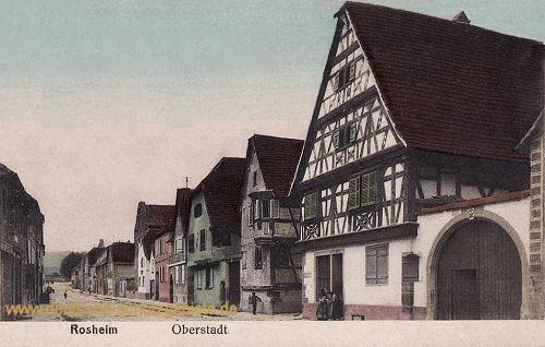 Rosheim ,Oberstadt