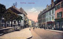 Saarburg in Lothringen, Langestraße
