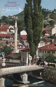 Sarajevo, Alifakovacansicht