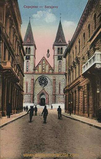 Sarajevo, Kirche