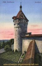 Schaffhausen, Munotturm