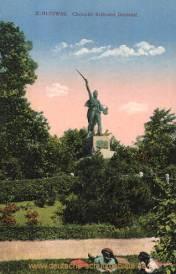 Schleswig, Chemnitz-Bellmann-Denkmal