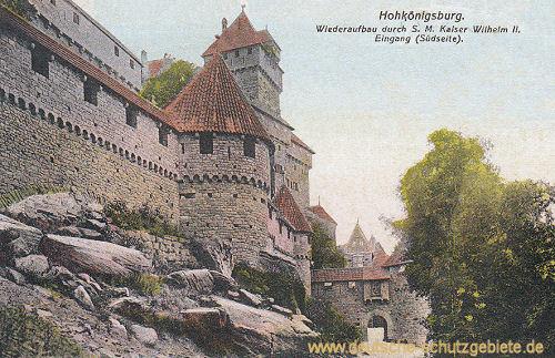 Schlettstadt, Hochkönigsburg