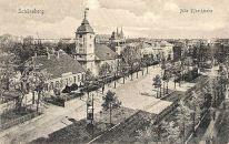 Schöneberg, Alte Pfarrkirche